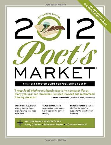 Poet's Market By Robert Lee Brewer