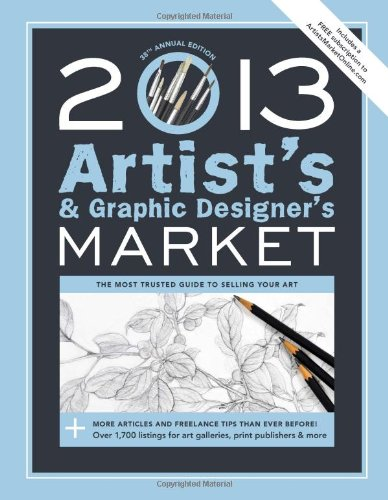 Artist's & Graphic Designer's Market By Mary Burzlaff Bostic