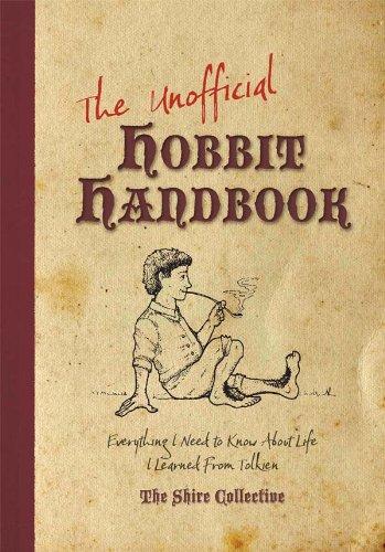 The Unofficial Hobbit Handbook By Peter Archer