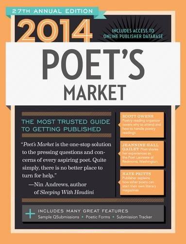 2014 Poet's Market By Robert Lee Brewer