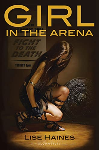 Girl in the Arena von Lise Haines