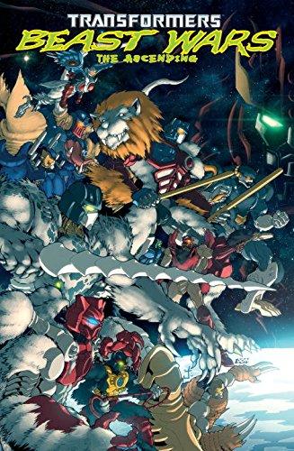Transformers: Beast Wars - The Ascending By Simon Furman