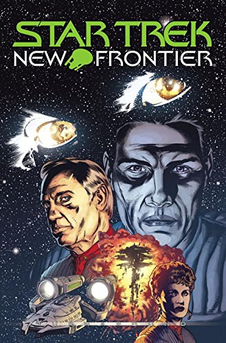 Star Trek: New Frontier By Peter David
