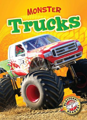 Monster Trucks By Nick Gordon