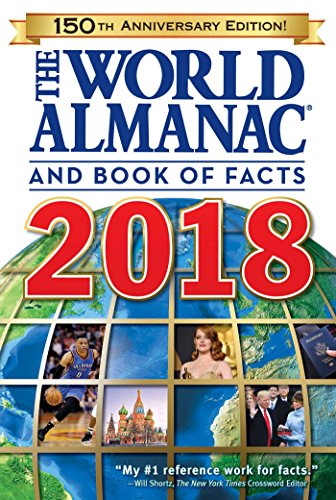 The World Almanac and Book of Facts 2018 By Edited by Sarah Janssen
