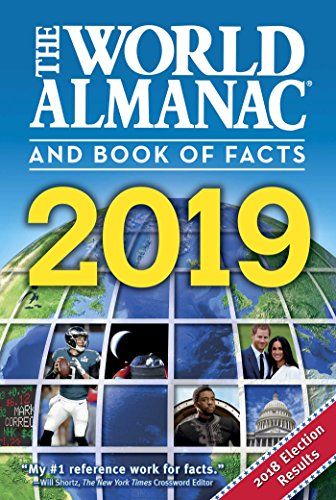 The World Almanac and Book of Facts 2019 By Edited by Sarah Janssen