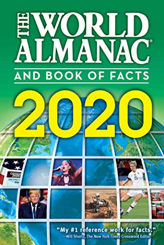 The World Almanac and Book of Facts 2020 By Sarah Janssen