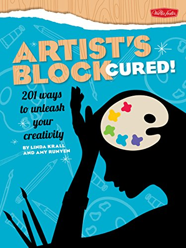 Artist'S Block Cured! By Linda Krall