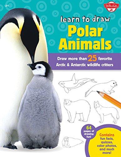 Learn to Draw Polar Animals By Robbin Cuddy