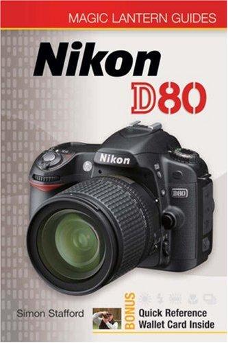 Nikon D80 By Simon Stafford