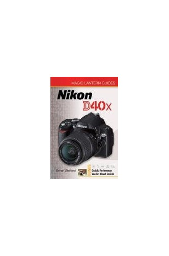 Nikon D40x By Simon Stafford