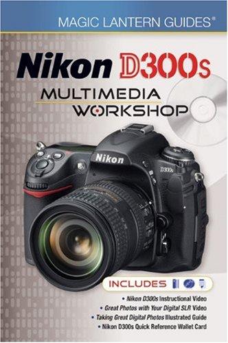 Nikon D300s Multimedia Workshop By Lark Books