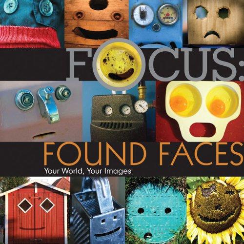 Focus: Found Faces By Lark Books