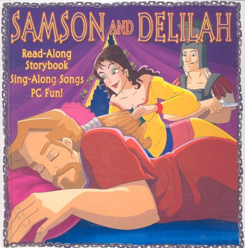 Sampson and Delilah By Darcy Weinbeck