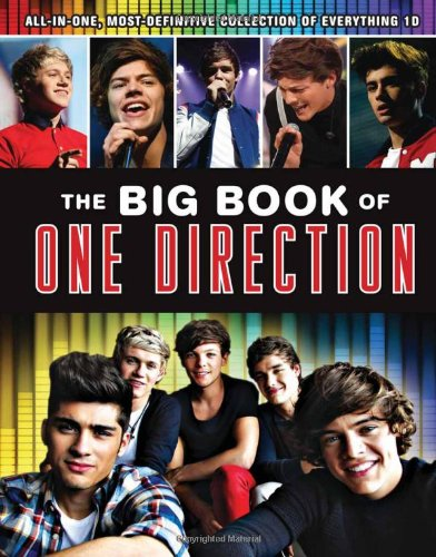 Big Book of One Direction By Triumph Books