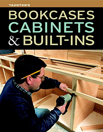 Bookcases, Cabinets & Built-Ins By Fine Homebuilding