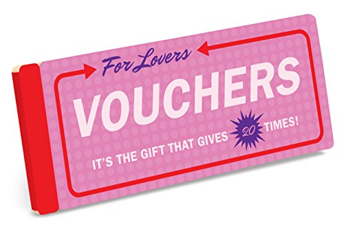 Vouchers for Lovers by Knock Knock