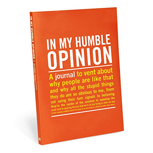 Knock Knock In My Humble Opinion Inner-Truth Journal Other Knock Knock