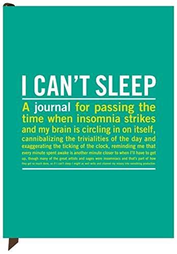 Knock Knock I Cant Sleep Journal (Inner-Truth Journal) Other Knock Knock
