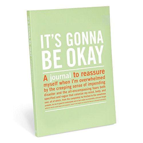 Knock Knock It`s Gonna Be OK Inner Truth Journal By Created by Knock Knock