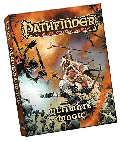 Pathfinder Roleplaying Game: Ultimate Magic By Paizo Staff