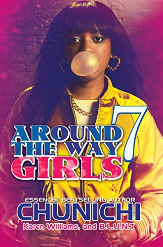 Around The Way Girls 7 By Karen Williams