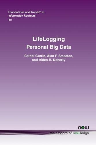 LifeLogging By Cathal Gurrin