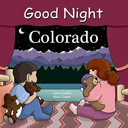 Good Night Colorado By Adam Gamble