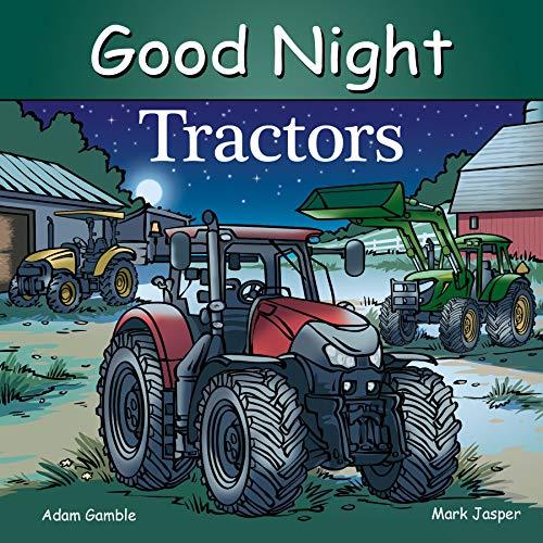 Good Night Tractors By Adam Gamble