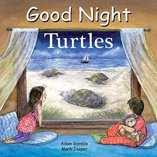 Good Night Turtles By Adam Gamble