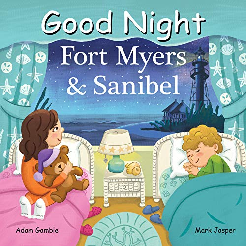 Good Night Fort Myers and Sanibel By Adam Gamble