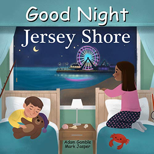 Good Night Jersey Shore By Adam Gamble