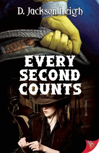 Every Second Counts By D. Jackson Leigh