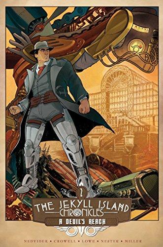 The Jekyll Island Chronicles (Book Two): A Devil's Reach By Steve Nedvidek