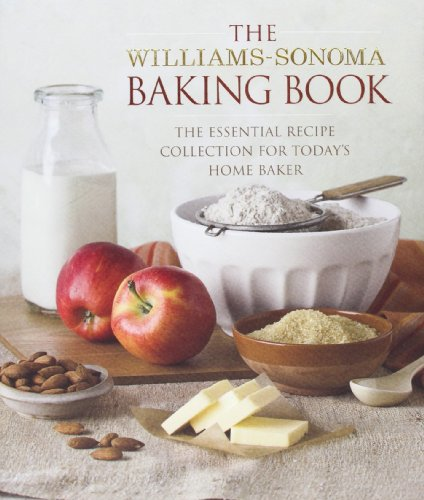 Baking Book By Williams-Sonoma