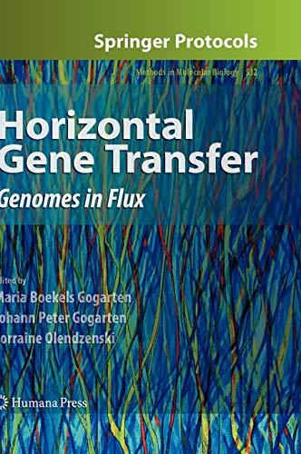 Horizontal Gene Transfer By Maria Boekels Gogarten