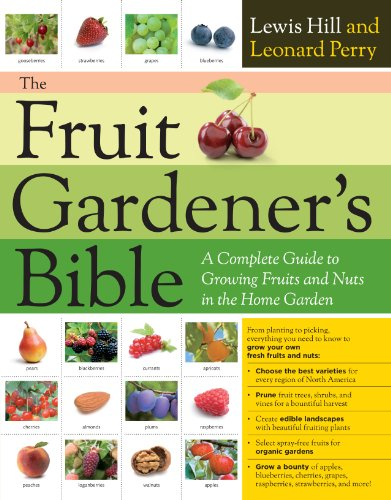 Fruit Gardener's Bible By Lewis Hill