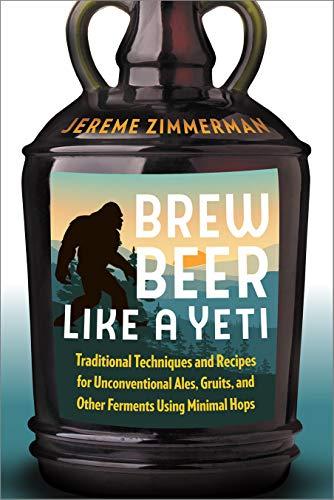 Brew Beer Like a Yeti By Jereme Zimmerman