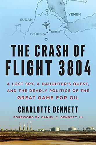 The Crash of Flight 3804 von Charlotte Dennett