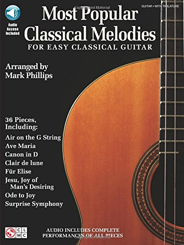 Most Popular Classical Melodies By Mark Phillips
