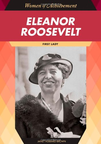 Eleanor Roosevelt By Janet Hubbard-Brown