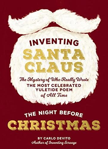 Inventing Santa Claus By Carlo DeVito