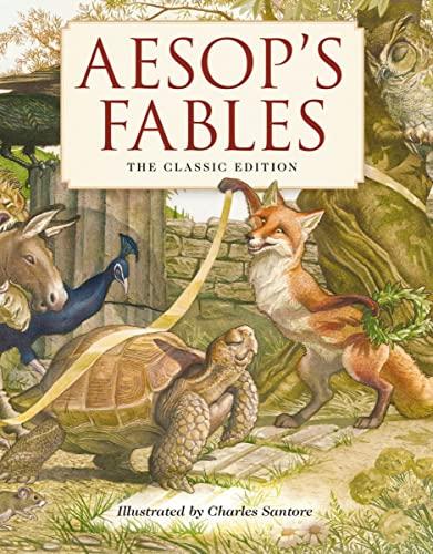 Aesop's Fables von Santore Charles
