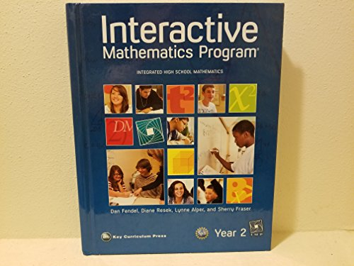 Interactive Mathematics Program, Year 2 By Unnamed