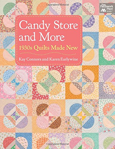 Candy Store and More By Karen Earlywine
