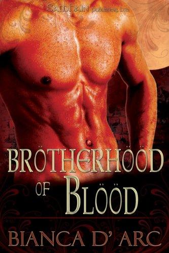 Brotherhood of Blood By Bianca D'Arc