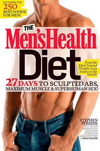 The Men's Health Diet By Stephen Perrine