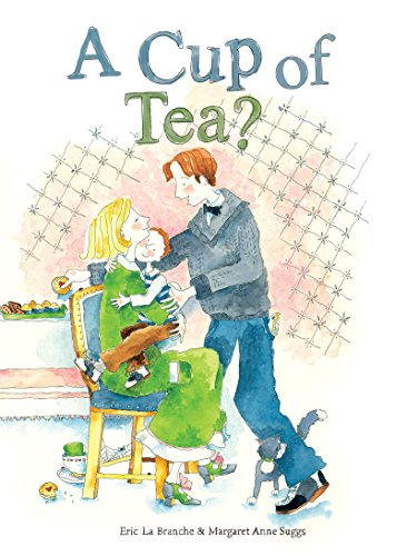A Cup of Tea? By Eric LaBranche