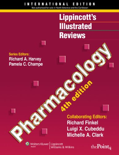 Pharmacology By Edited by Richard A. Harvey