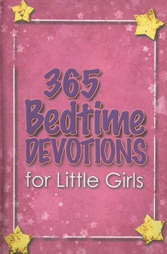 365 Bedtime Devotions for Little Girls By Freeman-Smith